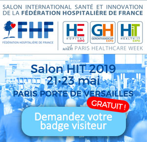 image Badge Salon Paris Health Week