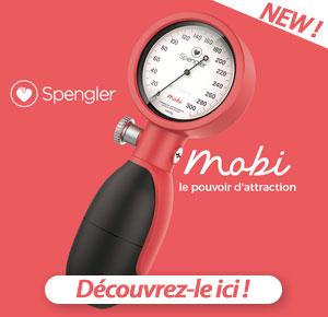 image tensiomètre Mobi de Spengler