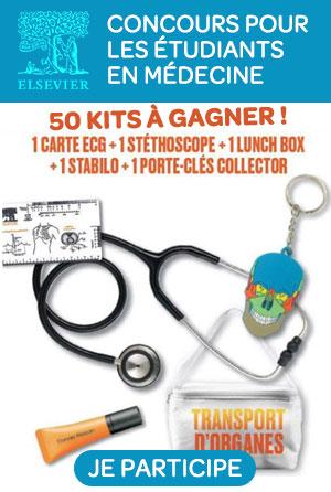 Concours Elsevier pour les étudiants en médecine