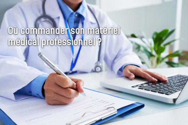 Acheter son matériel médical